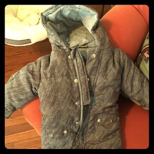 Other - Winter baby bodysuit 0-3 month